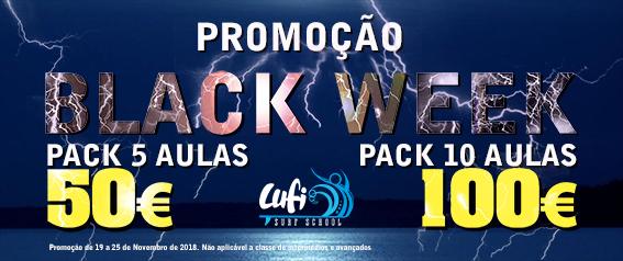Promoção Black Week – Lufi Surf School 2018