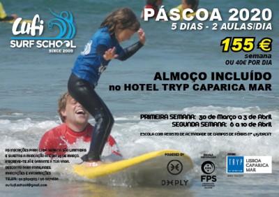 ATL – Campo de Férias Páscoa Surf 2020