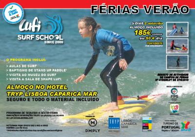 ATL - Campo de Férias Lufi Surf School 2020