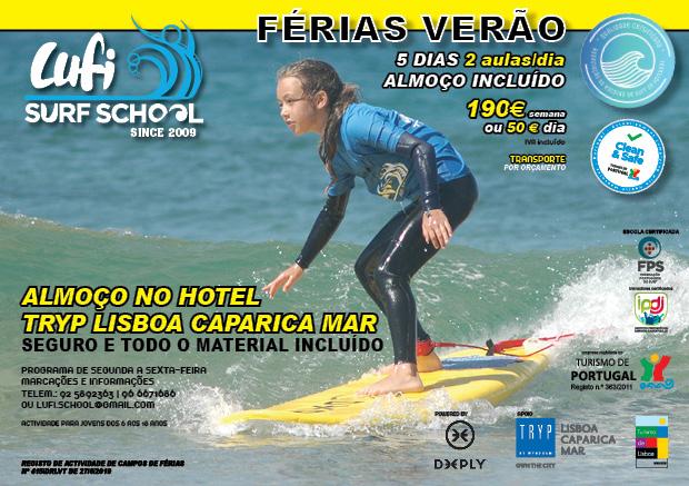 ATL – Campo de Férias Surf Verão 2021