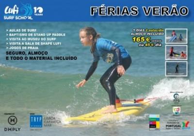 Férias Verão Surf – Campo de Férias – Lufi Surf School 2019